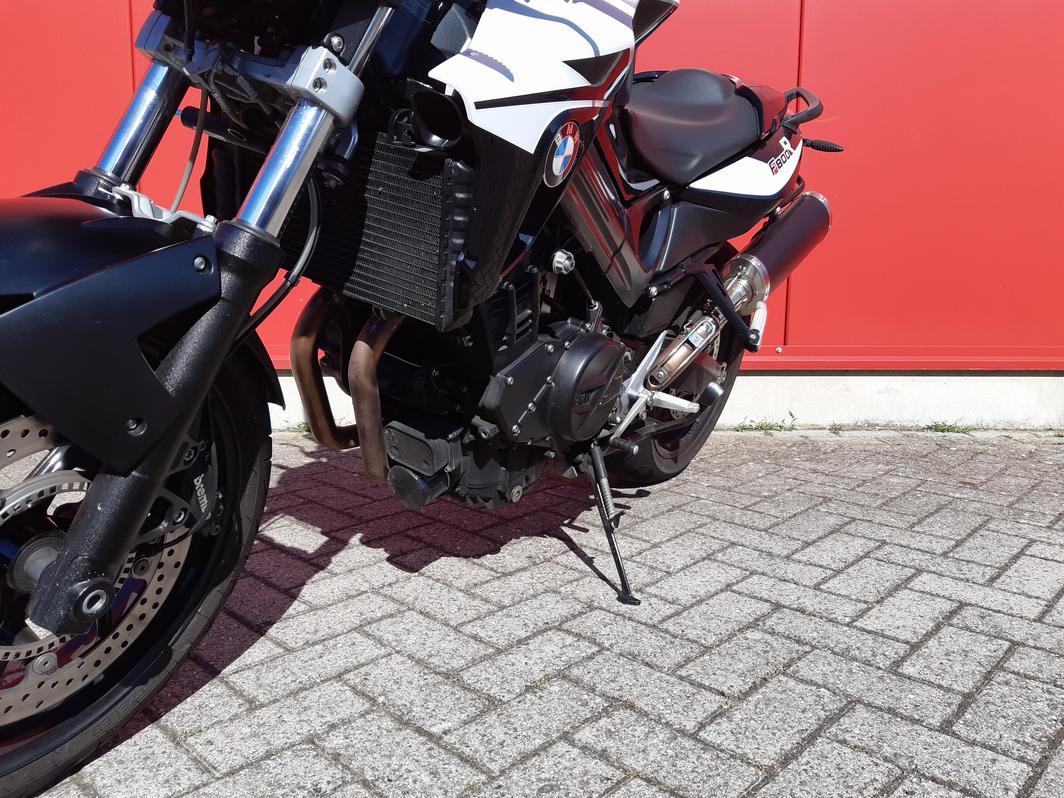 BMW F800R ABS