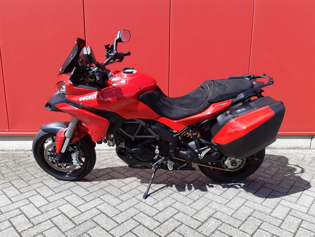 DUCATI - MULTISTRADA 1200 S ABS