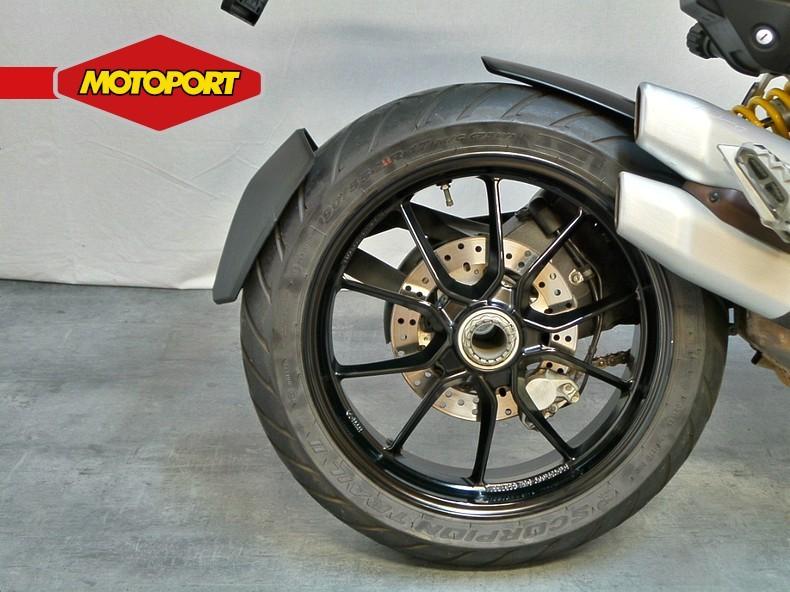 DUCATI - Multistrada 1200 ABS