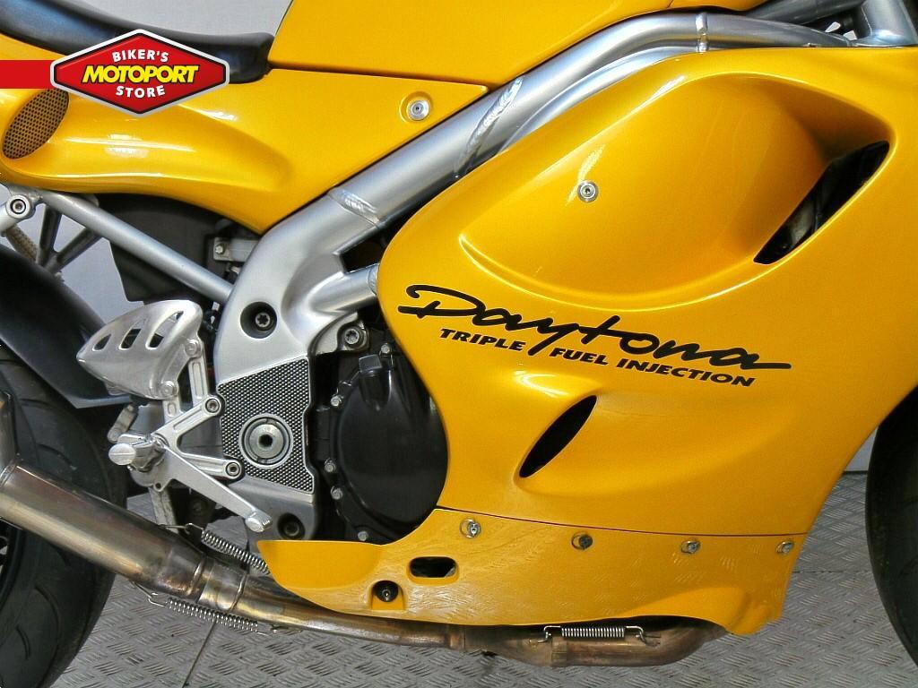 TRIUMPH - DAYTONA T 595