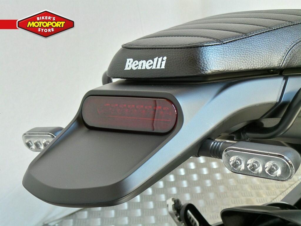 BENELLI - Leoncino Trail 500