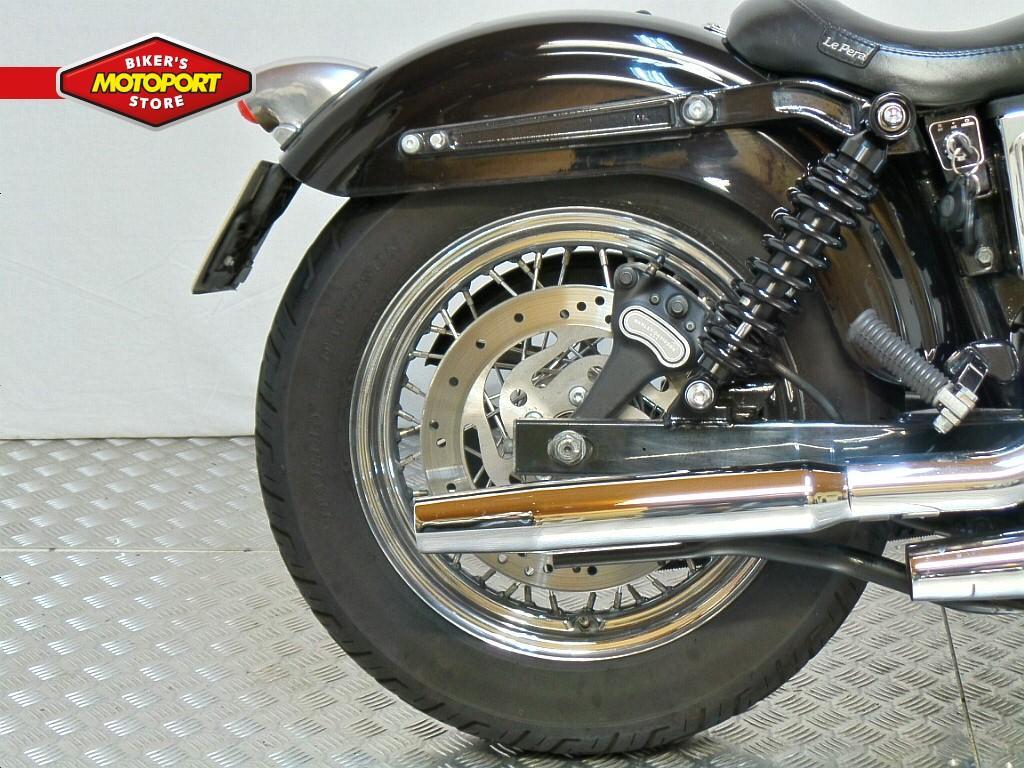 HARLEY-DAVIDSON - FXDCI Dyna Superglide Custom