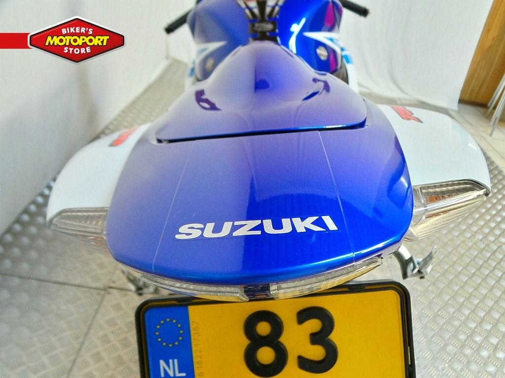 SUZUKI - GSX-R 750