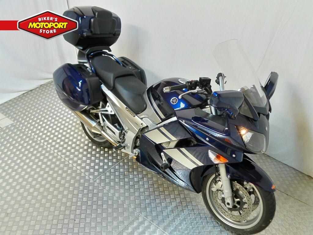YAMAHA - FJR 1300 AS