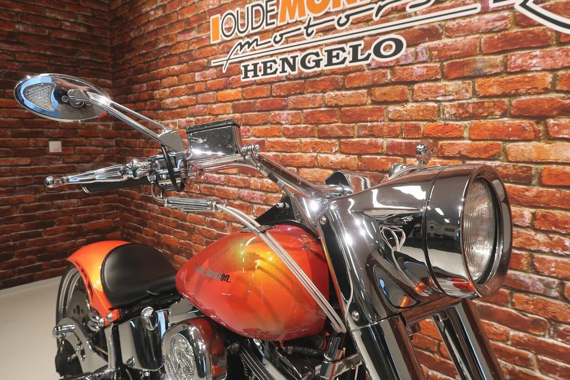 HARLEY-DAVIDSON - FLSTC Heritage Classic 1340 S