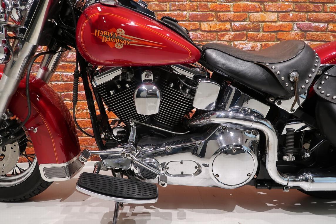 HARLEY-DAVIDSON - FLSTC Heritage Classic 1340 F