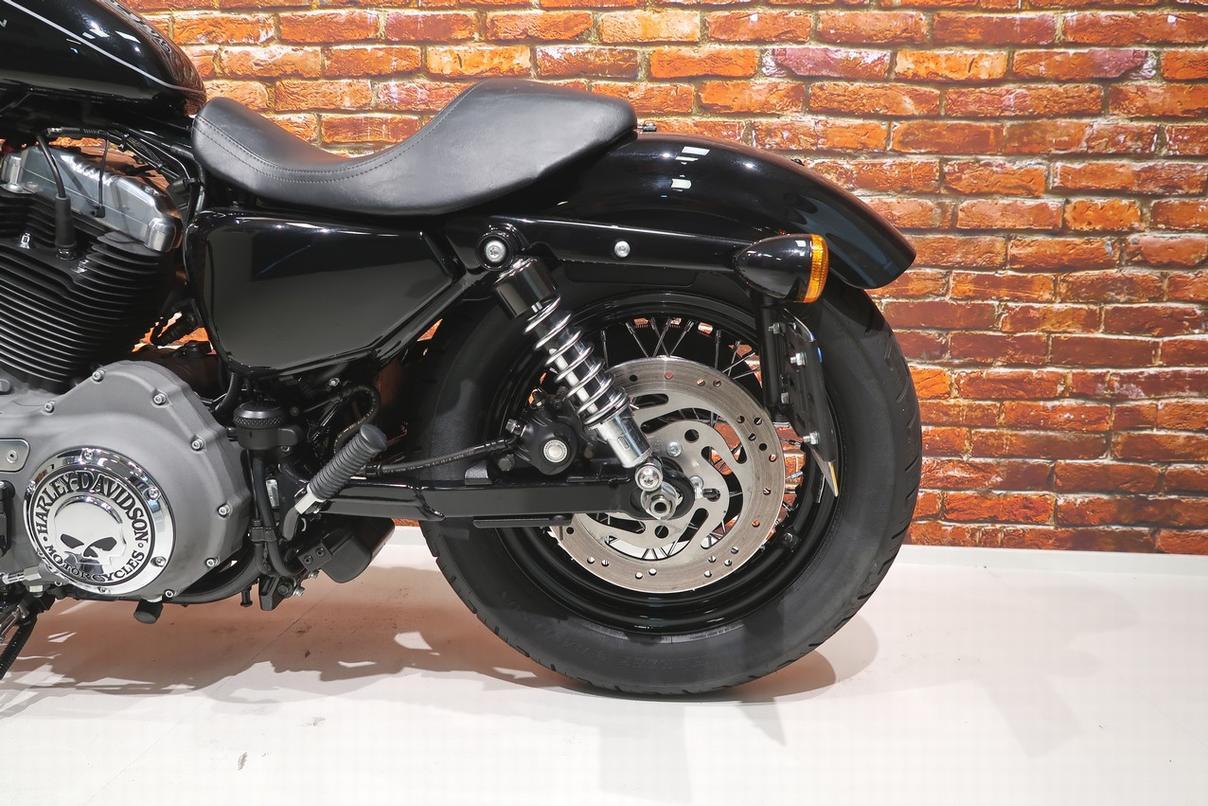 HARLEY-DAVIDSON - XL 1200 N Nightster XL1200N N
