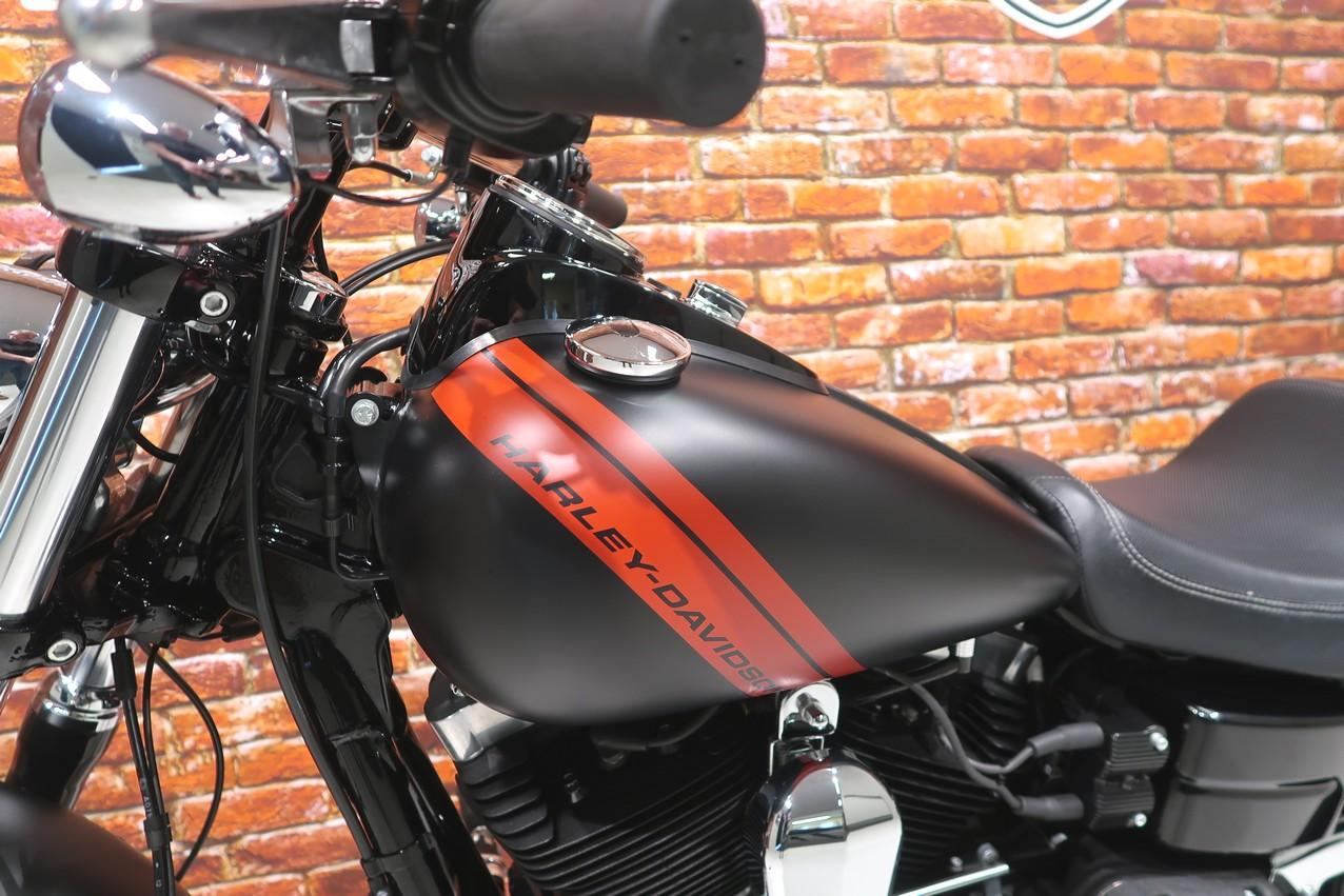 HARLEY-DAVIDSON - FXDF Dyna Fat Bob 1690 FXDF F