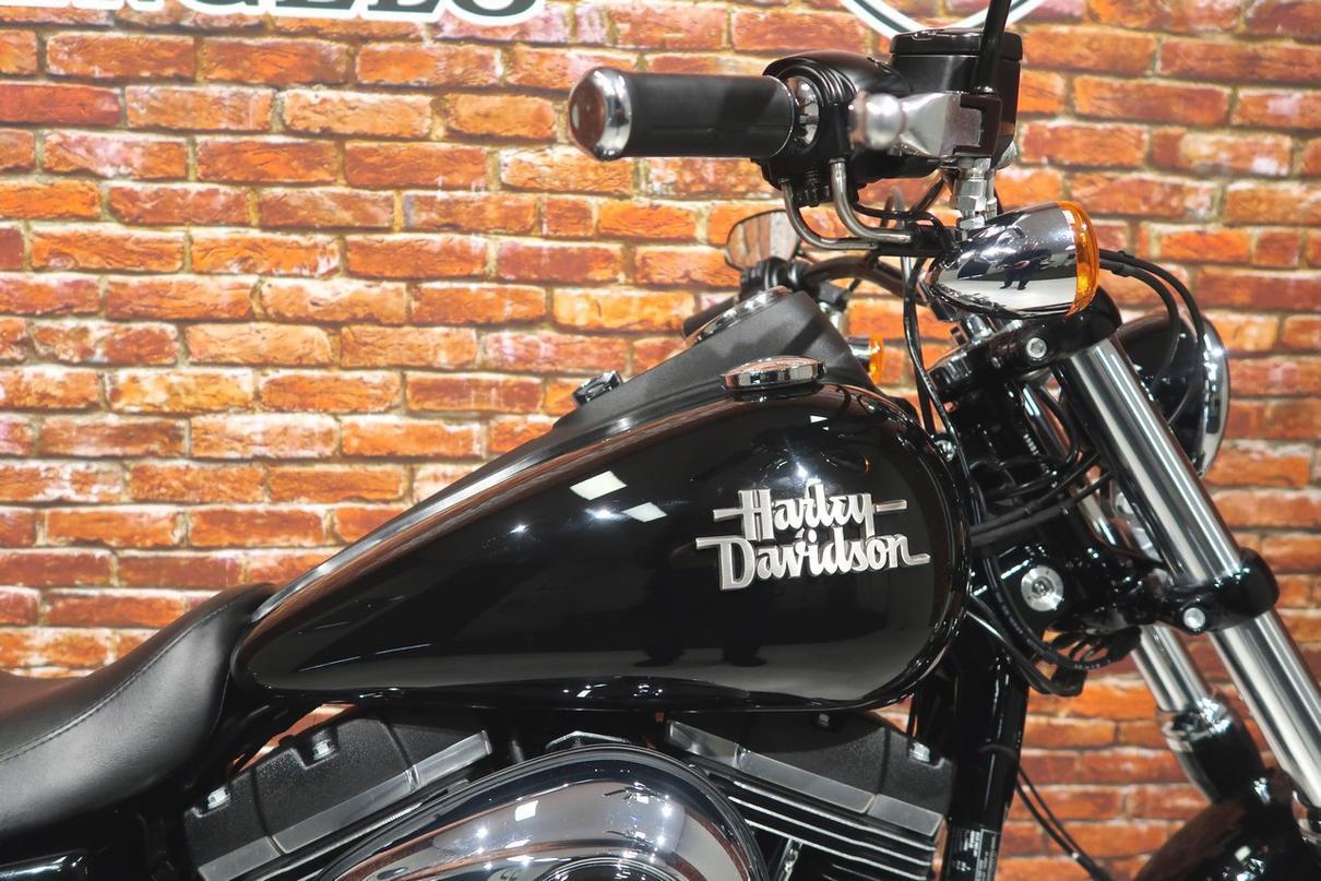 HARLEY-DAVIDSON - FXDB Dyna Streetbob 1690