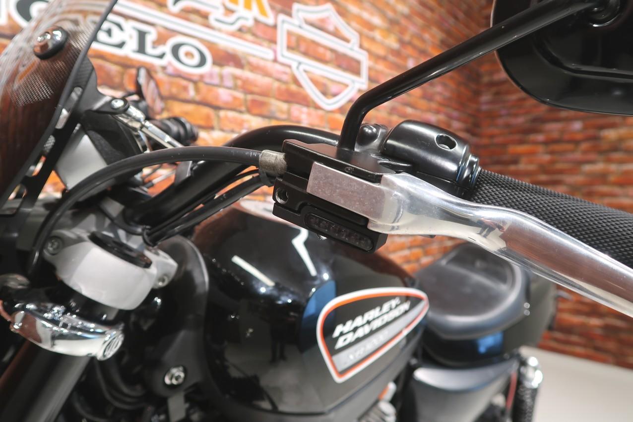 HARLEY-DAVIDSON - XR 1200 Sportster XR 1200 van