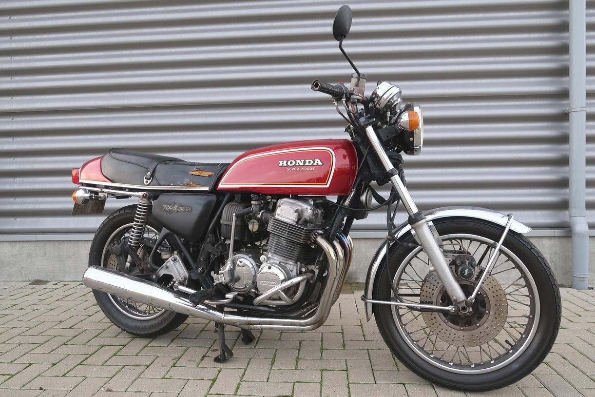 HONDA - CB 750 F1 Honda CB 750 F1 197