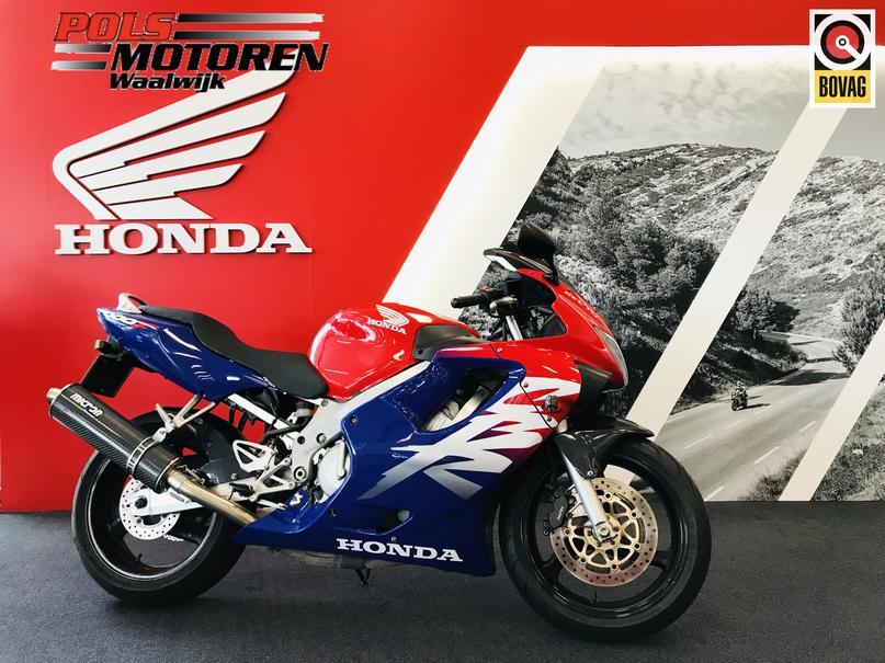 HONDA CBR 600 FX ED
