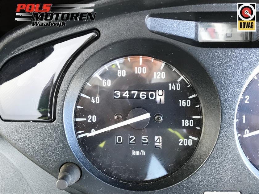 HONDA - NT 650 V Y DEAUVILLE