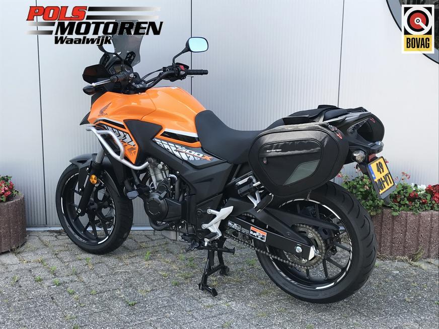 HONDA - CB 500 XAH