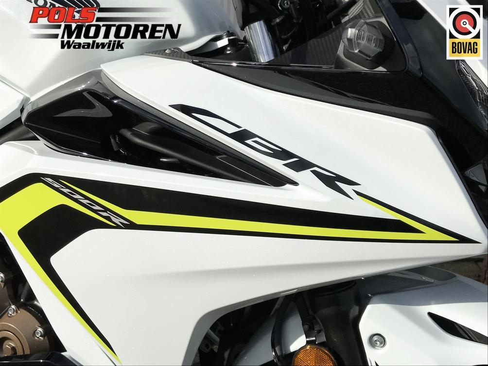HONDA CBR 500 RAK CBR500R model 2019