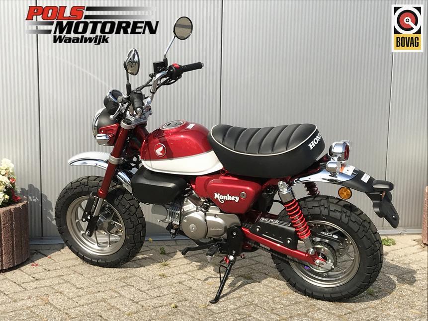 HONDA - Z 125 MAK MONKEY 125