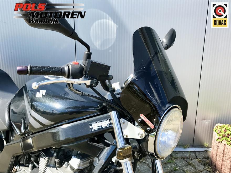 SUZUKI - GS 500 K 4