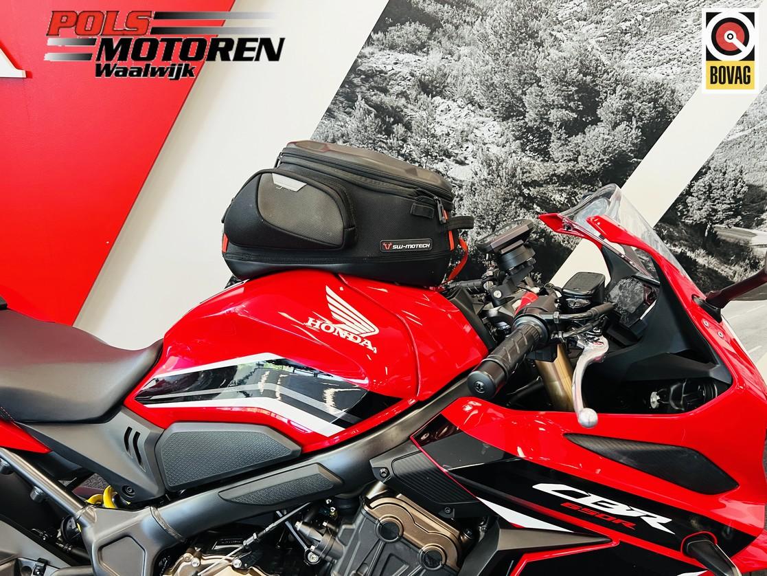 HONDA - CBR 650 RAM CBR650R 2021 EURO5