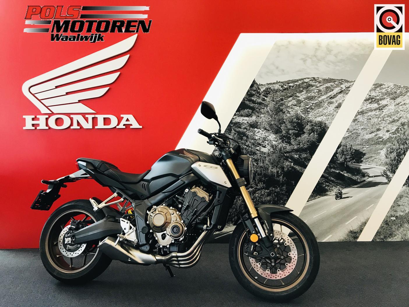 HONDA CB 650 RAM