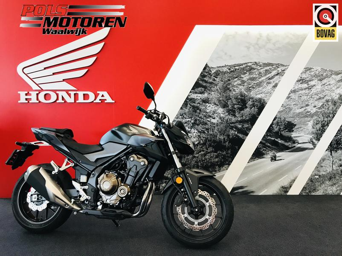 HONDA - CB 500 FAM