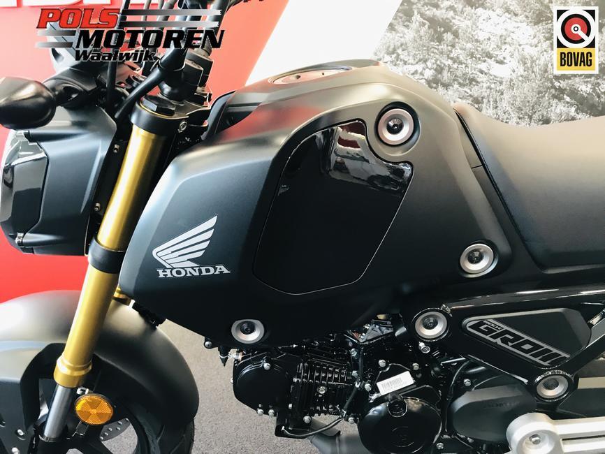 HONDA - MSX 125 AM Grom