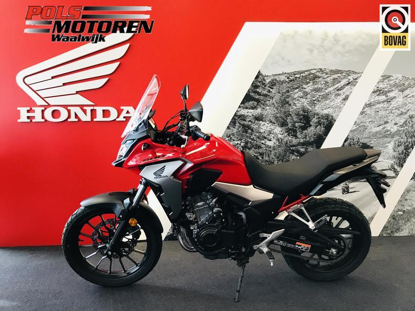 HONDA - CB 500 XAM
