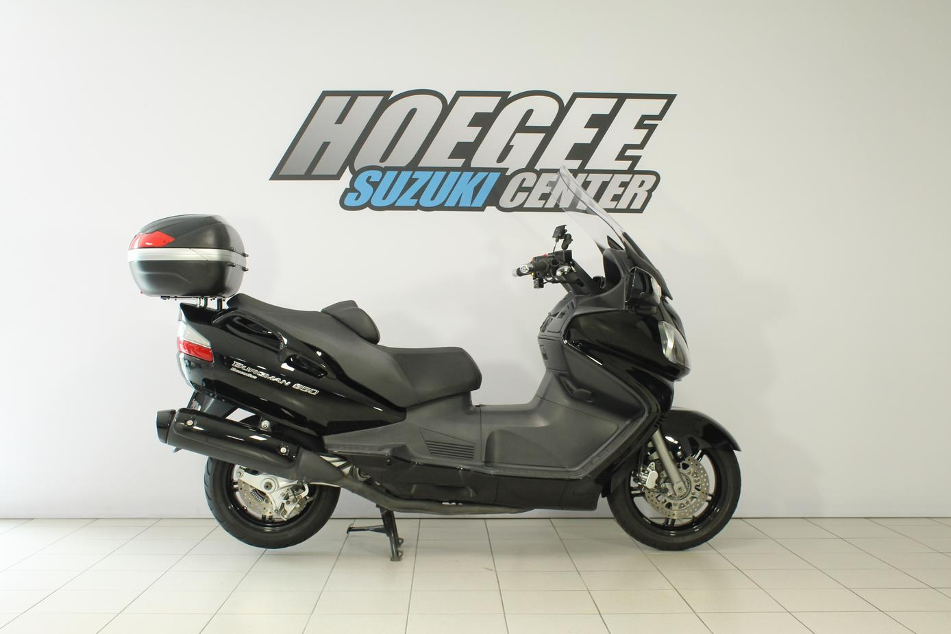 SUZUKI AN650 BURGMAN EXECUTIVE L3