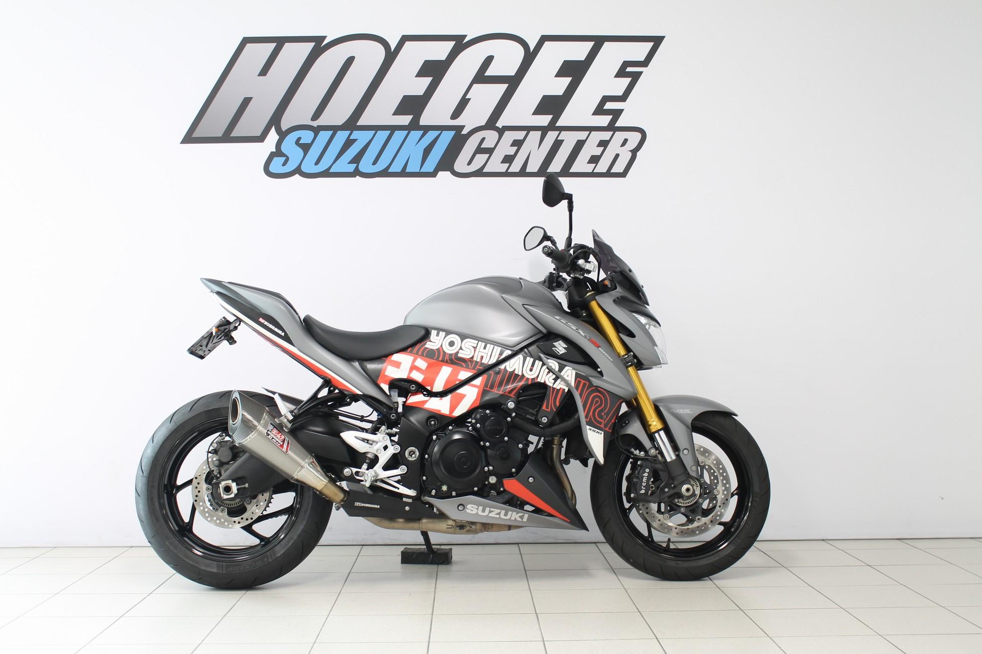 SUZUKI - GSX-S1000 A L5