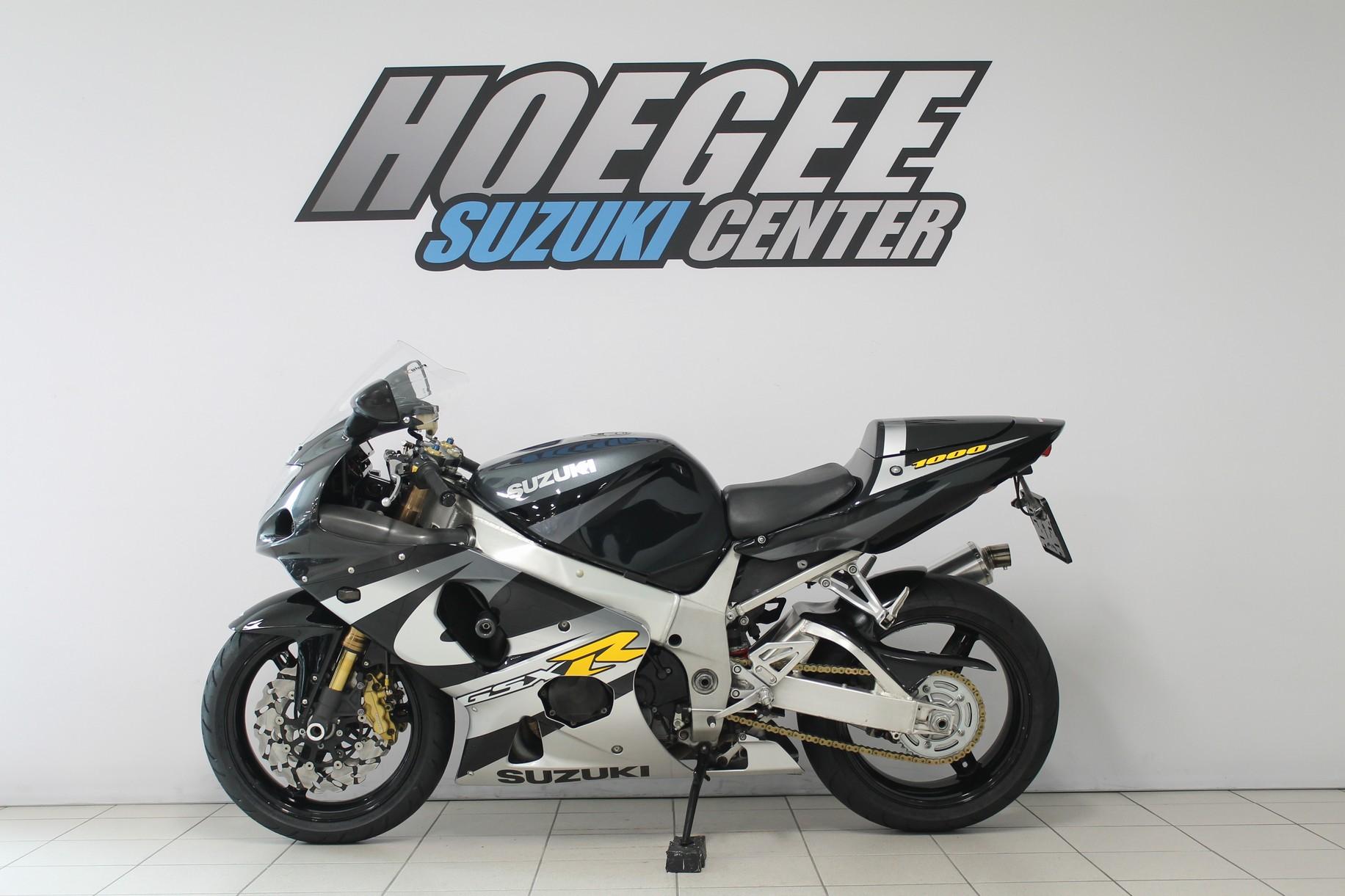 SUZUKI - GSX-R 1000 K1
