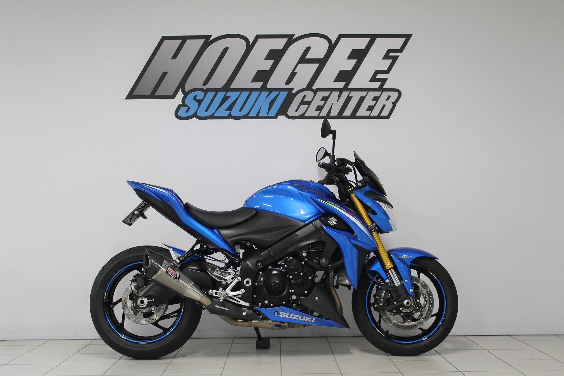 SUZUKI - GSX-S1000A Special R Edition