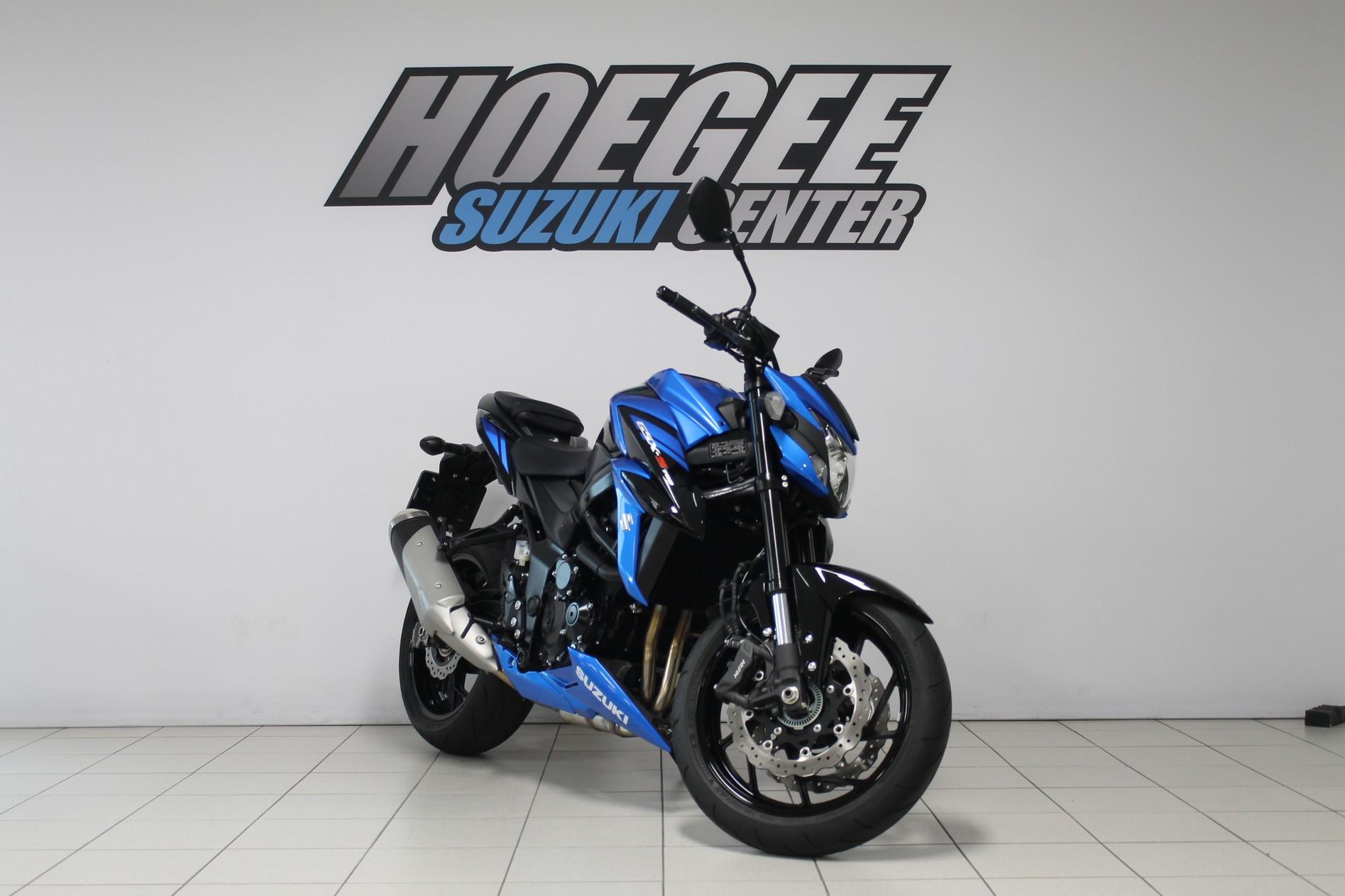 SUZUKI - GSX-S750UA 35 kW / A2
