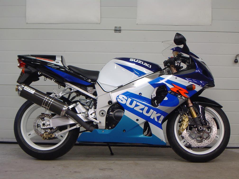 SUZUKI - GSX 1000 R