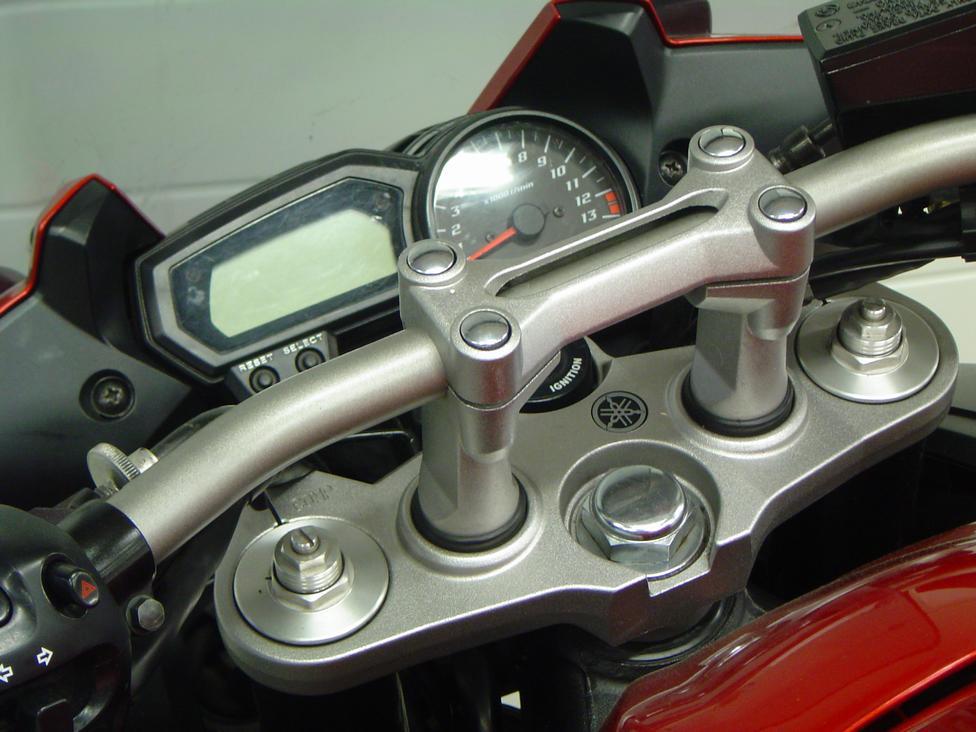 YAMAHA - FZ 1-S ABS GT