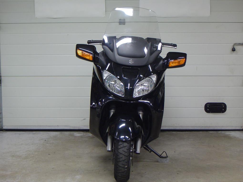 SUZUKI - AN 650