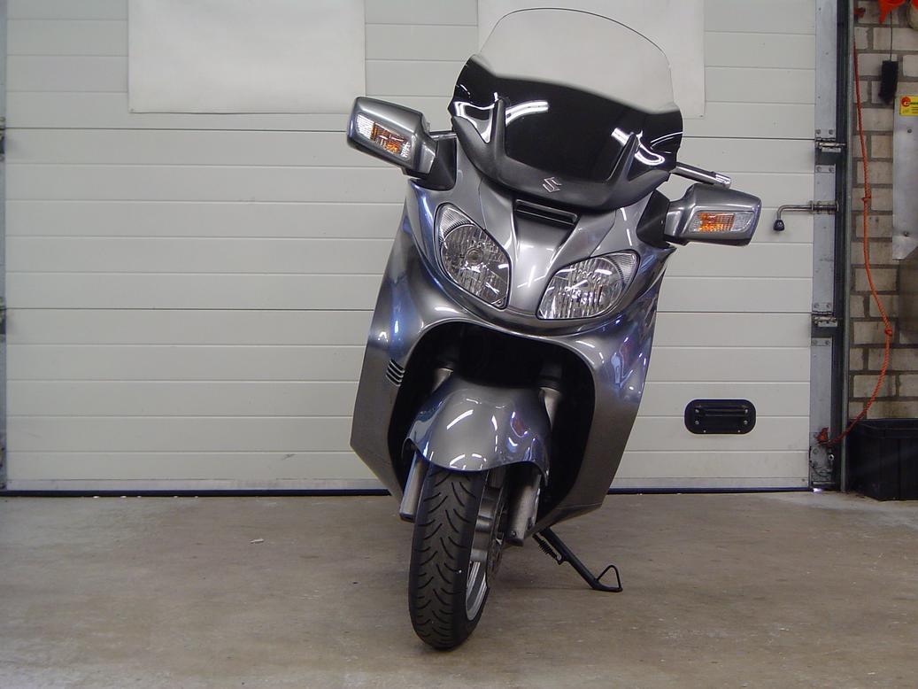 SUZUKI - AN 650 A K8