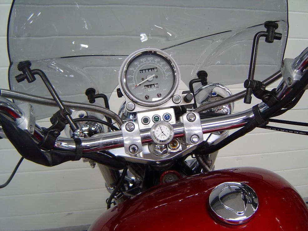HONDA - VT 1100
