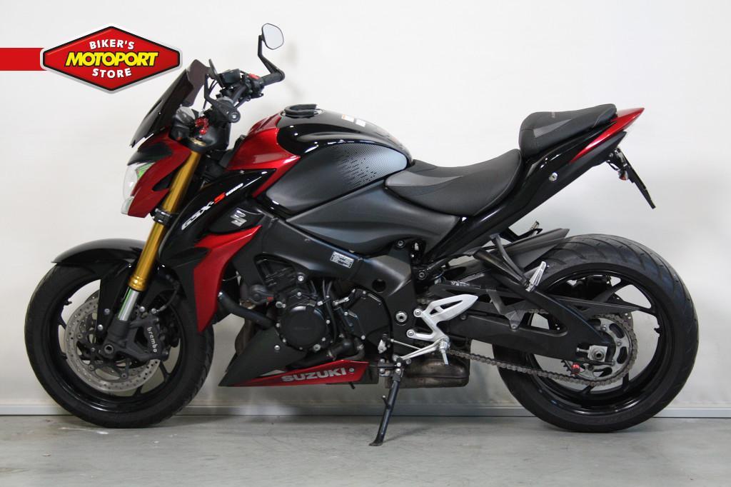 SUZUKI - GSX-S 1000