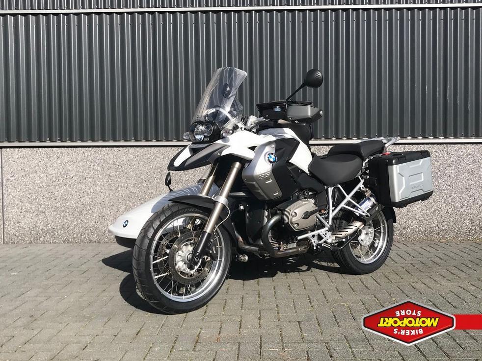 BMW - R 1200 GS-HEELER