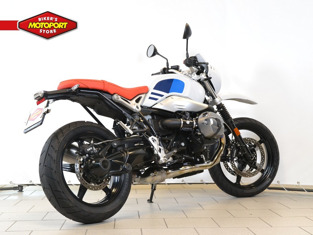 BMW - R nineT Urban GS