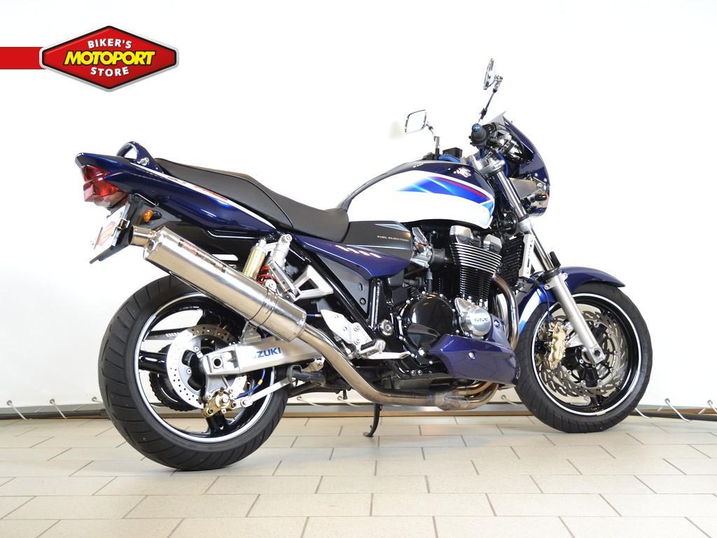 SUZUKI - GSX 1400