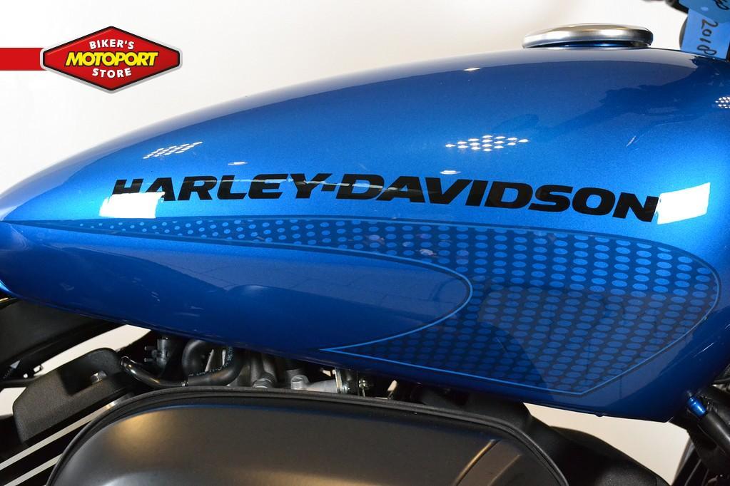 HARLEY-DAVIDSON - Street Rod 750 35Kw