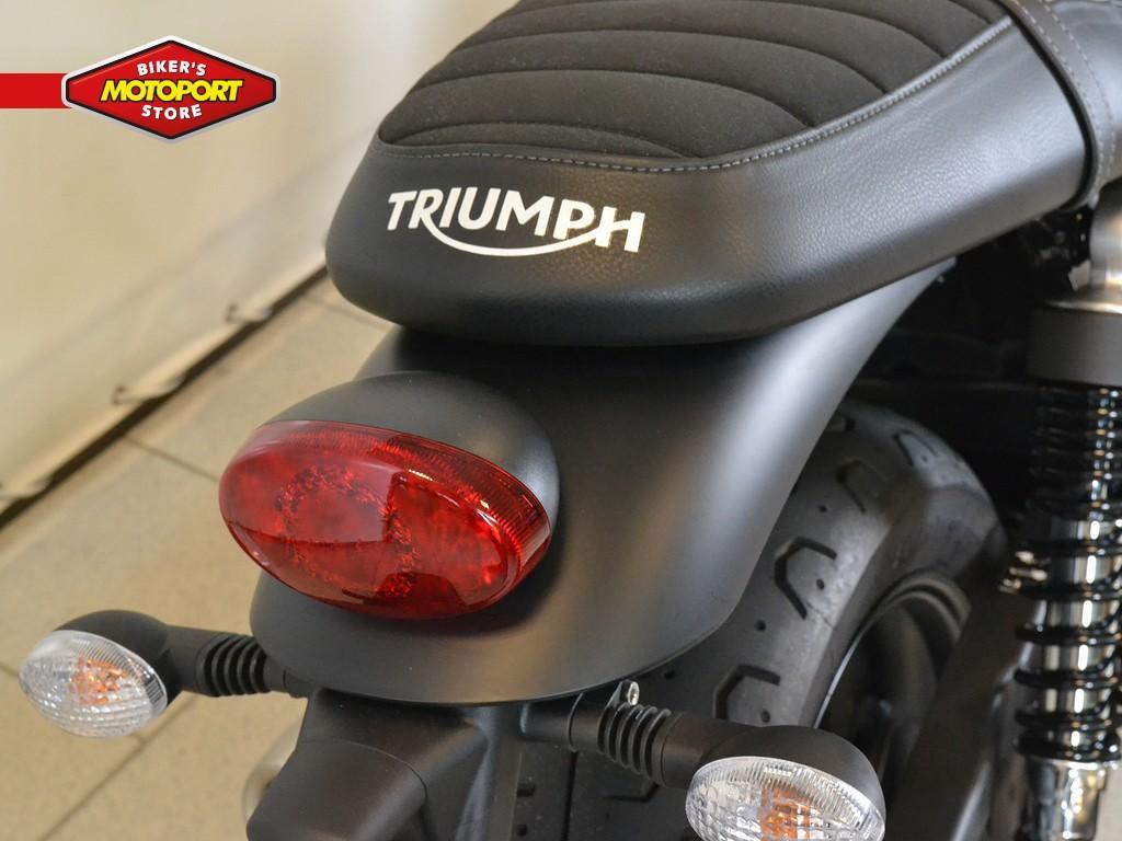 TRIUMPH - Street Twin 900 Abs