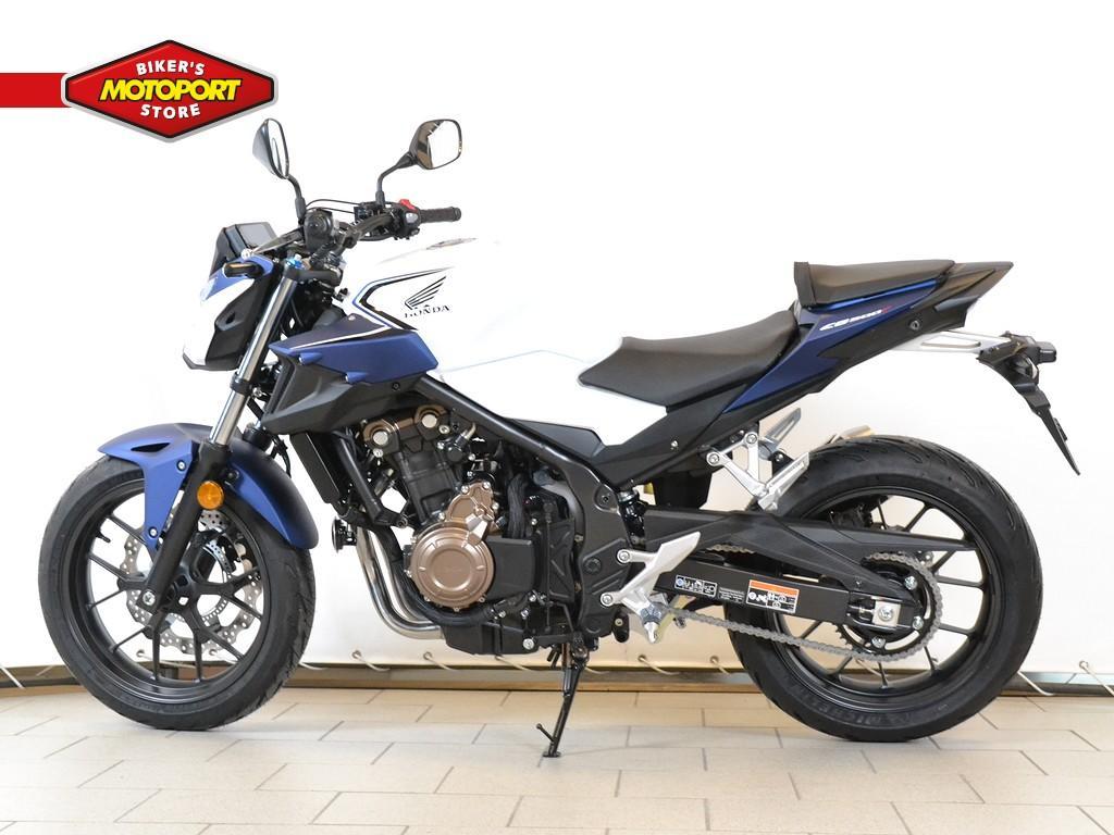 HONDA - CB 500 F
