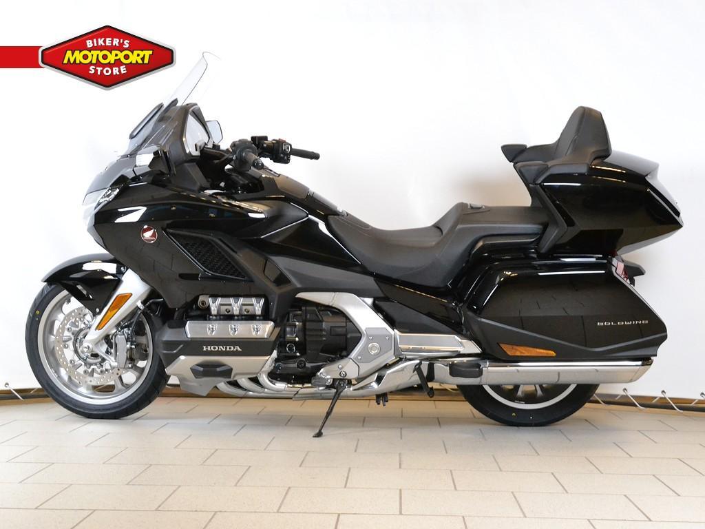 HONDA - GL 1800 Touring Deluxe