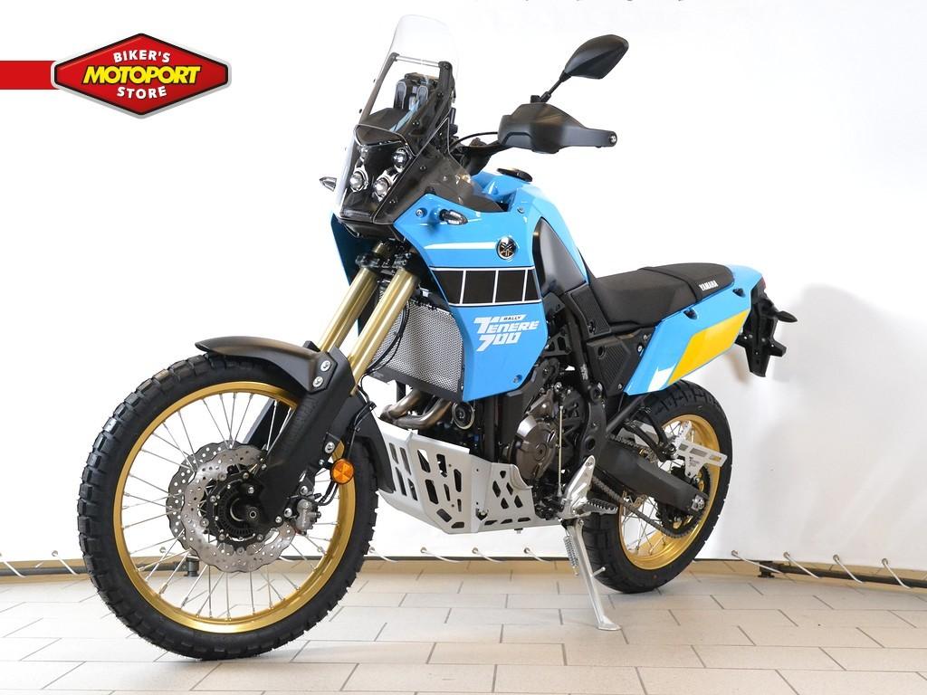 YAMAHA - XT 700 Tenere Rally Edition