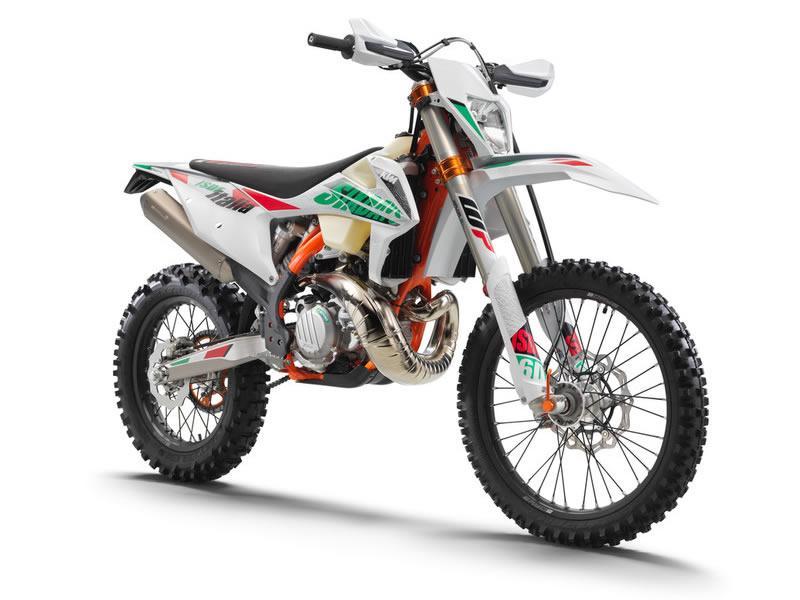KTM - 300 EXC SIX DAYS TPI