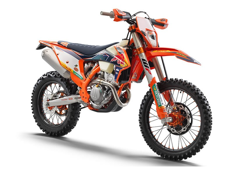 KTM - 350 EXC-F FACTORY EDITION