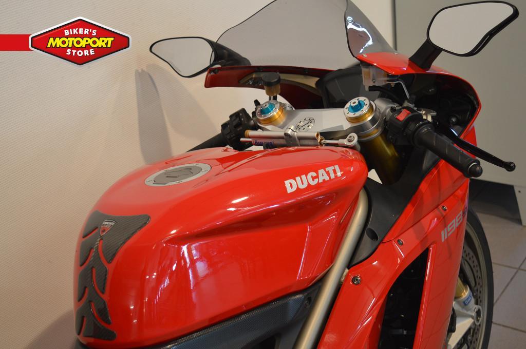 DUCATI - 1198 S