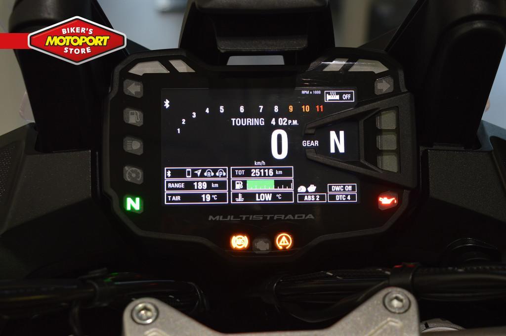 DUCATI - MULTISTRADA 1200 S ABS TOURING