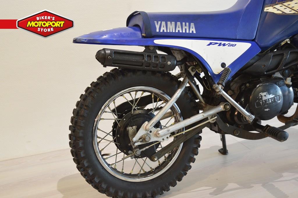 YAMAHA - PW 80